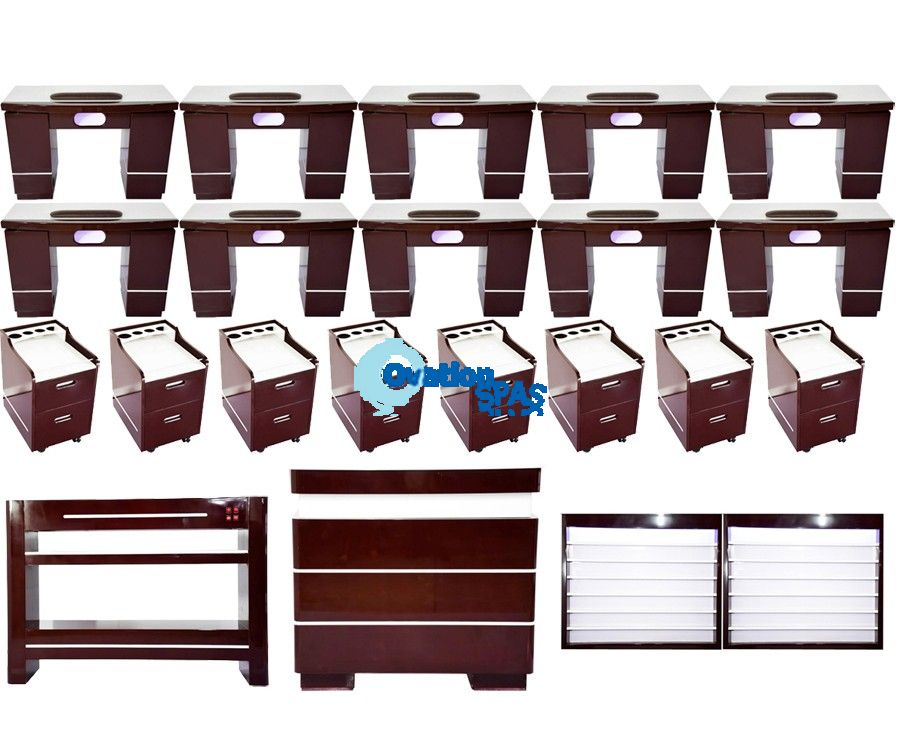 Nail Salon Furniture Package SF#11