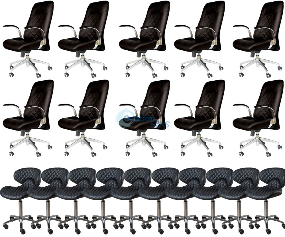 Customer & Employee Chair Package CE#6
