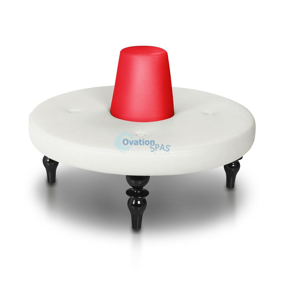 Tuffet Round Waiting Chair
