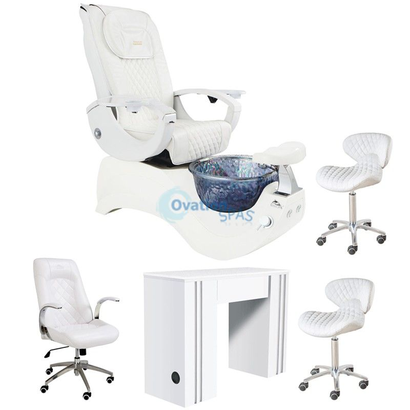 Valentino Pedicure Chair Package #1