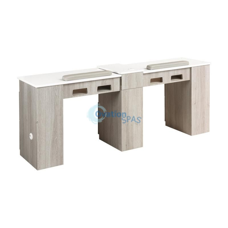 OS4 Nail Table Double Station