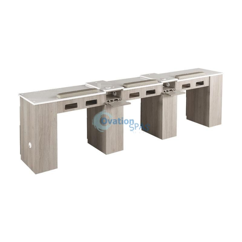 OS4 Nail Table Triple Station
