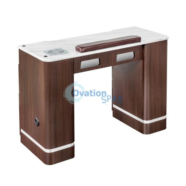 "OS3 Nail Table 41"" with Fan"