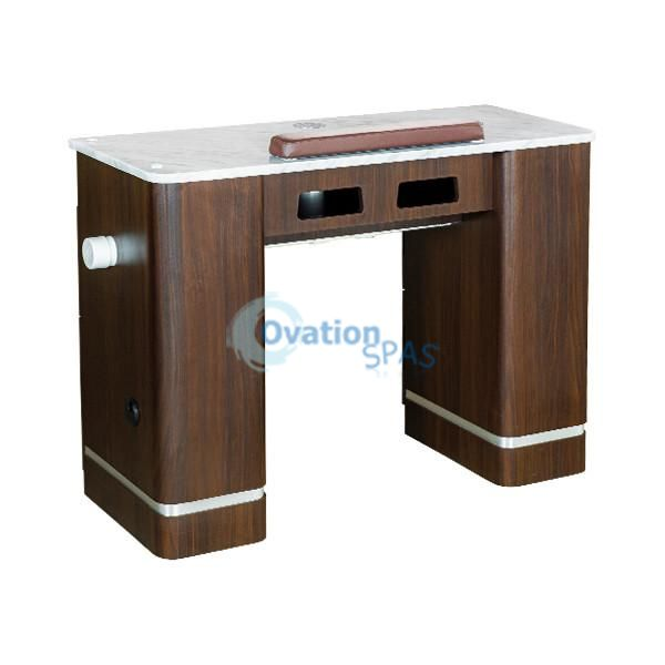 Manicure Table With Ventilation Pipe