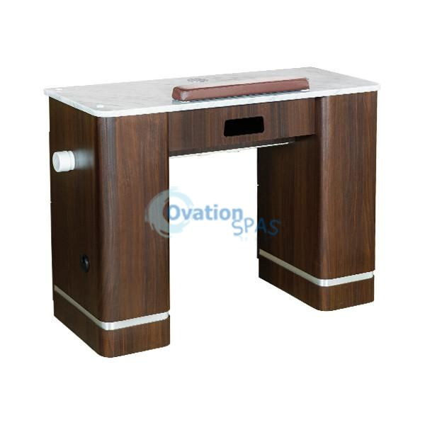 "OS3 Nail Table 41"" with Ventilation Pipe"