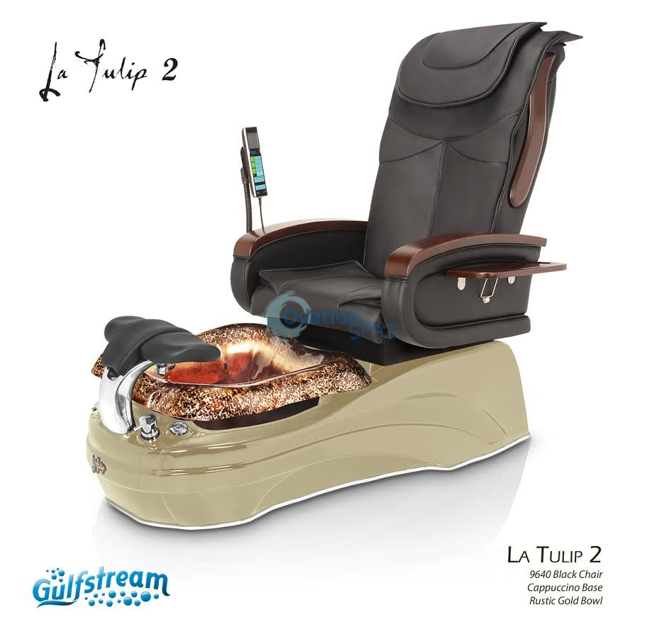 Clearance Showroom - La Tulip 2 Pedicure Spa Chair