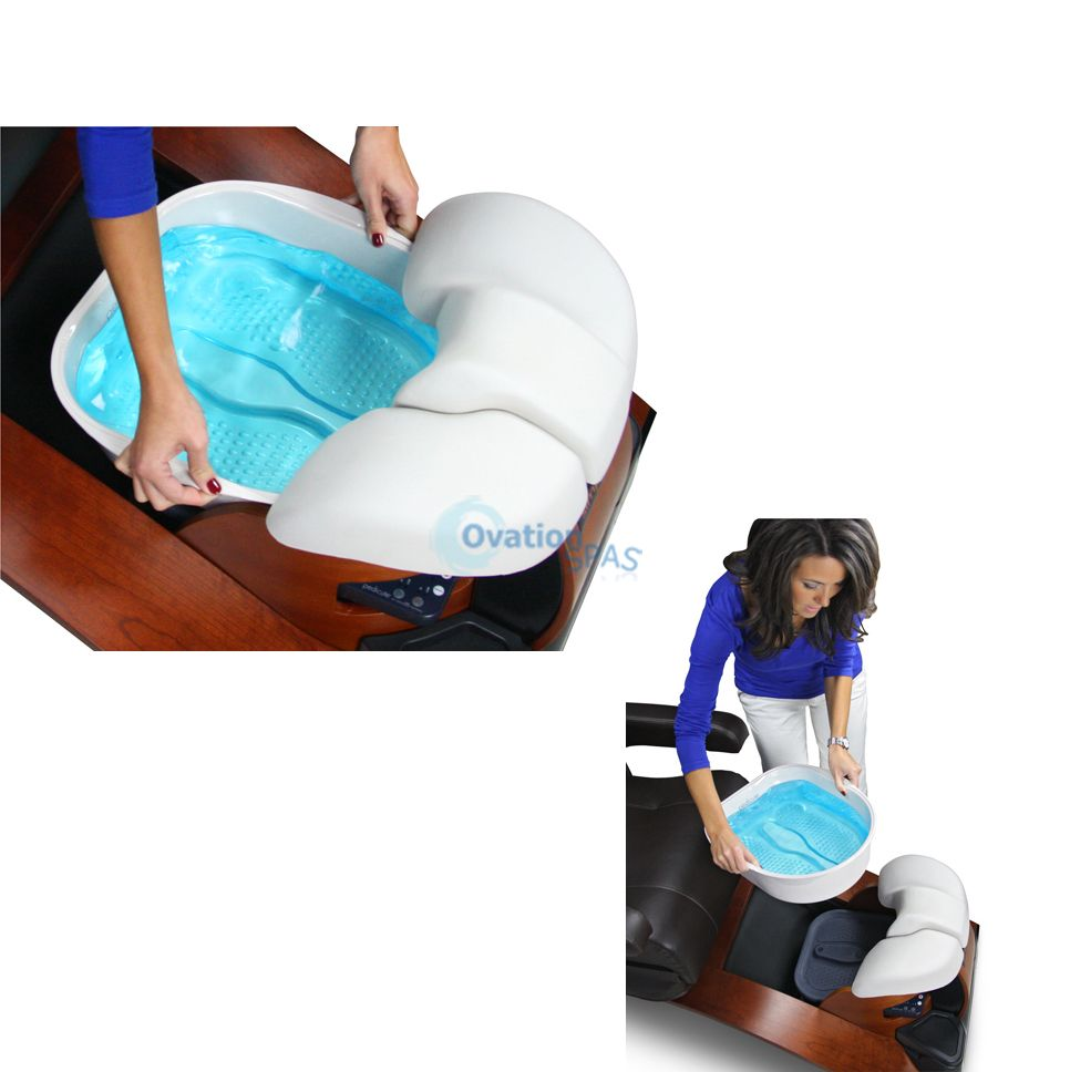 CT Simplicity LE Pedicure Spa Chair (No Plumbing)
