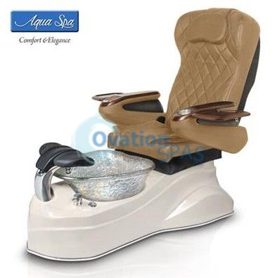 Holiday Sale - Aqua Rainbow Pedicure Spa Chair