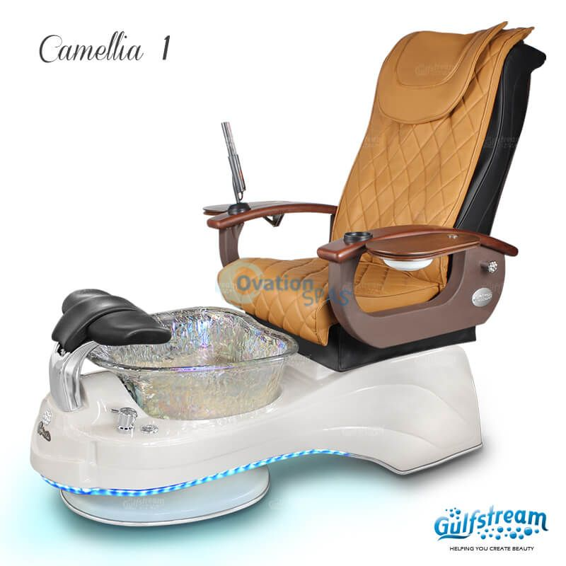 Camellia LED Pedicure Spa