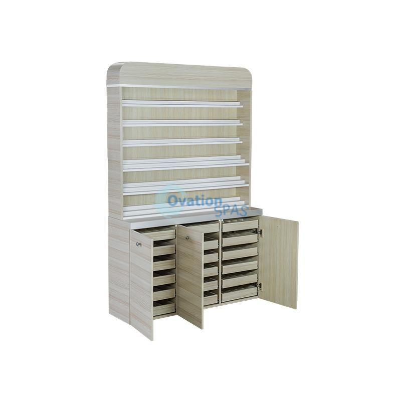 IQ 517 Nail Powder LED Cabinet #10