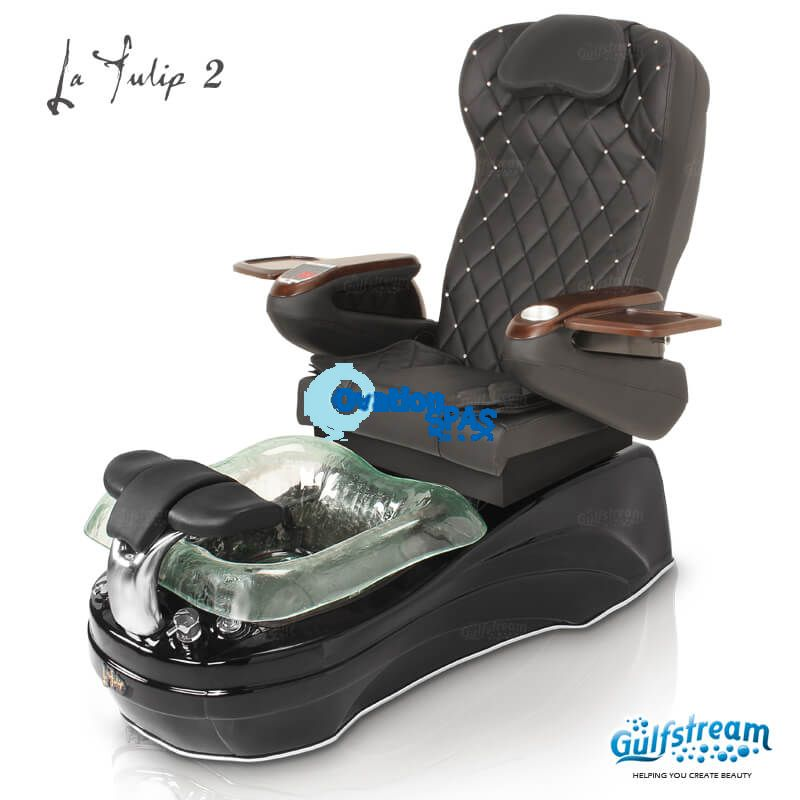 Holiday Sale - La Tulip 2 Pedicure Spa Chair
