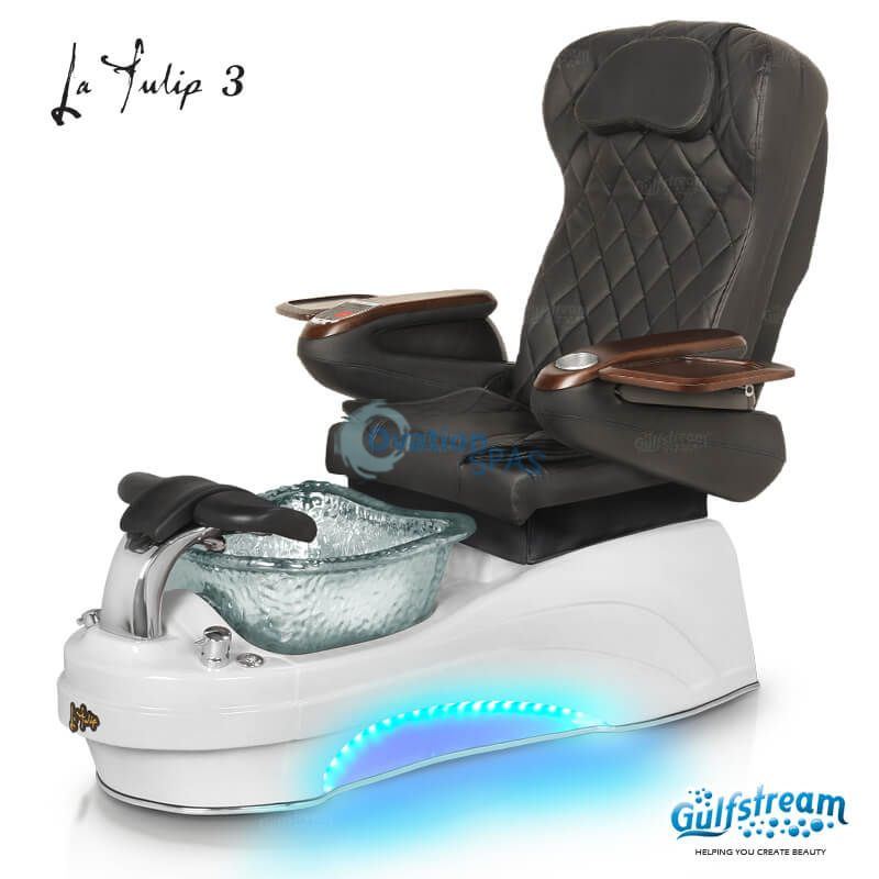 Christmas Sale - La Tulip 3 Pedicure Spa Chair