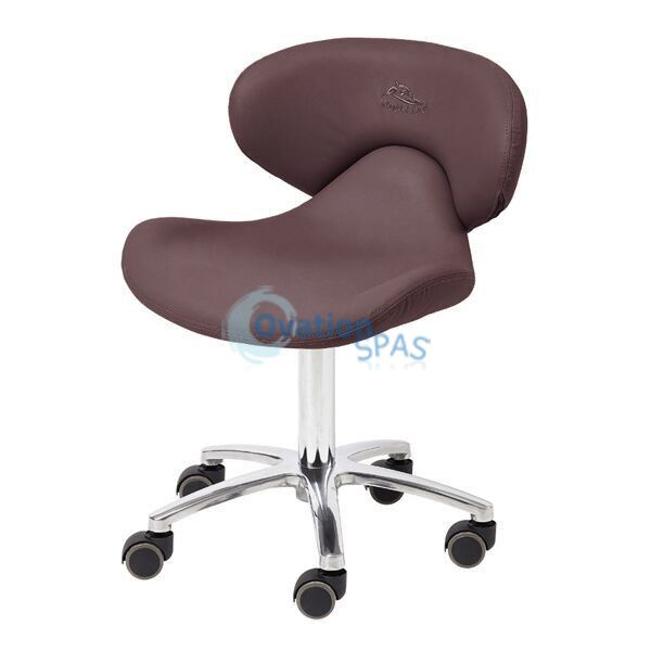 Employee Chair SC1001 - Chocolate