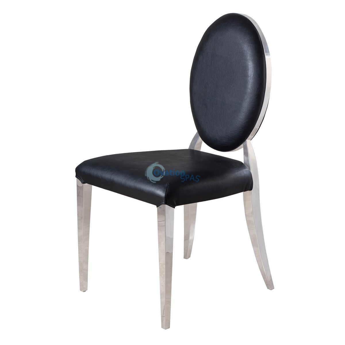 Waiting Chair 8030 - Black