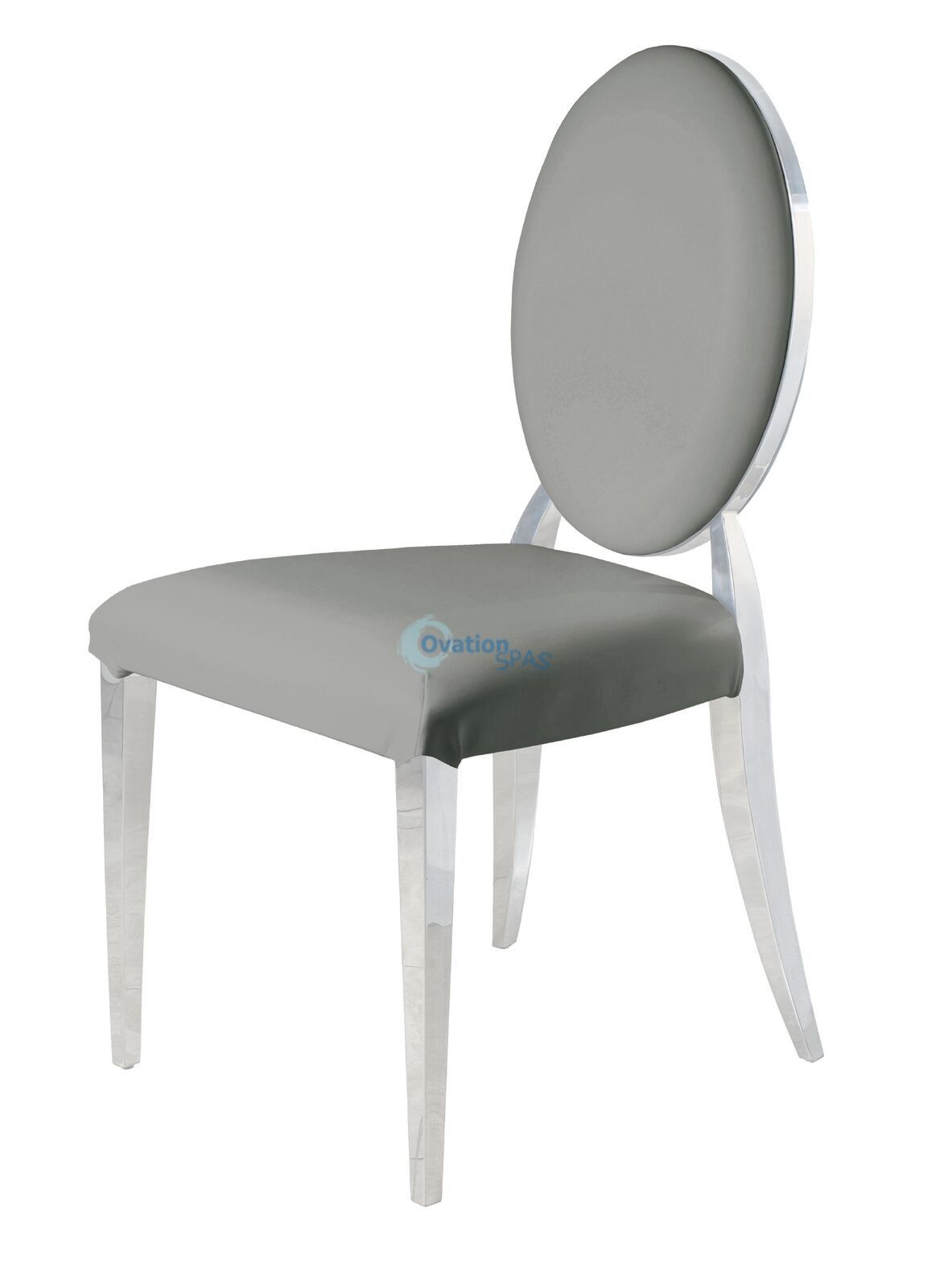 Waiting Chair 8030 - Grey