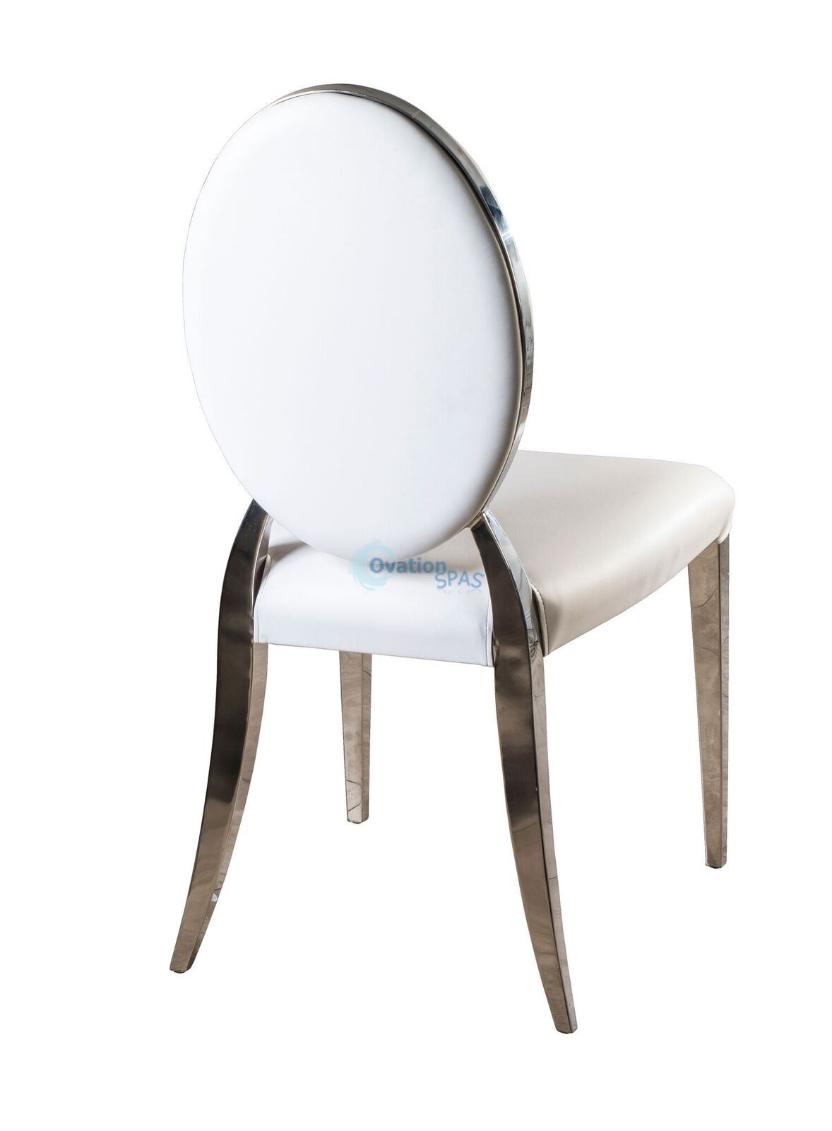 Waiting Chair 8030 - White